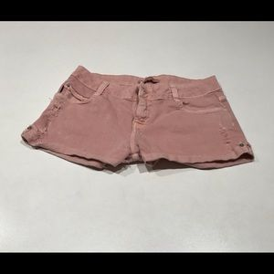 Pre-owned Women's Zara TRF Stretchy Shorts, Size 6